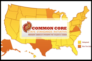 common core black