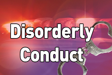 DisorderlyConduct